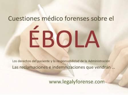 cuestiones médico forenses sobre el virus Ébola